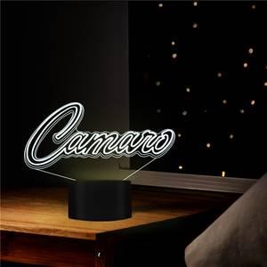 Bilde av Chevrolet Camaro Logo